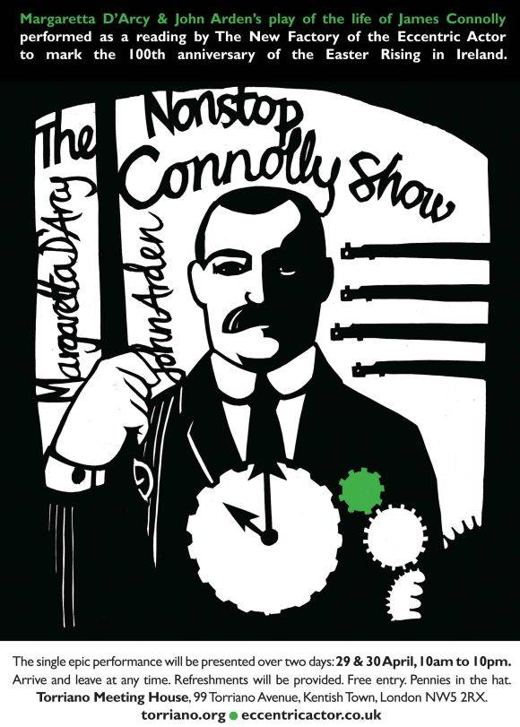 The Non-Stop Connolly Show poster